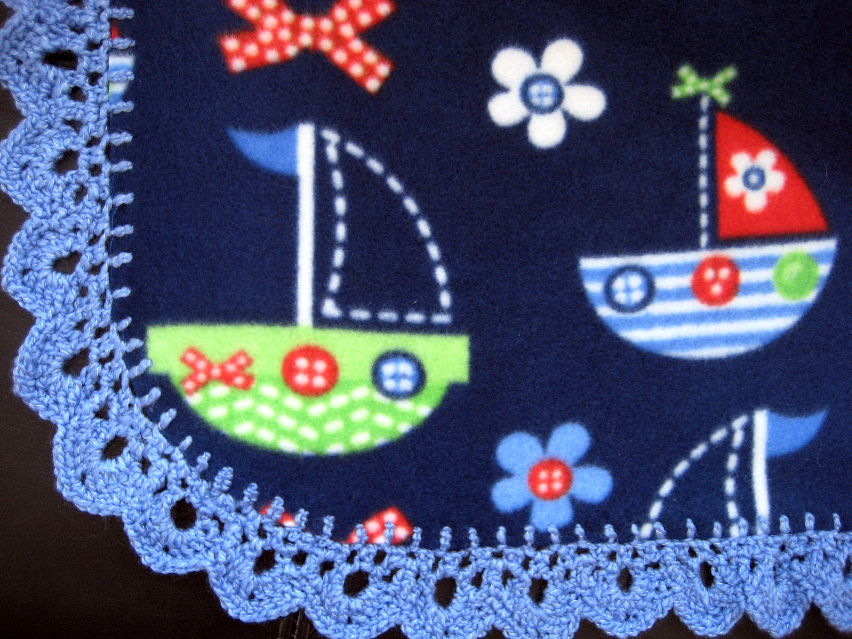 Here's Another Crochet Edging