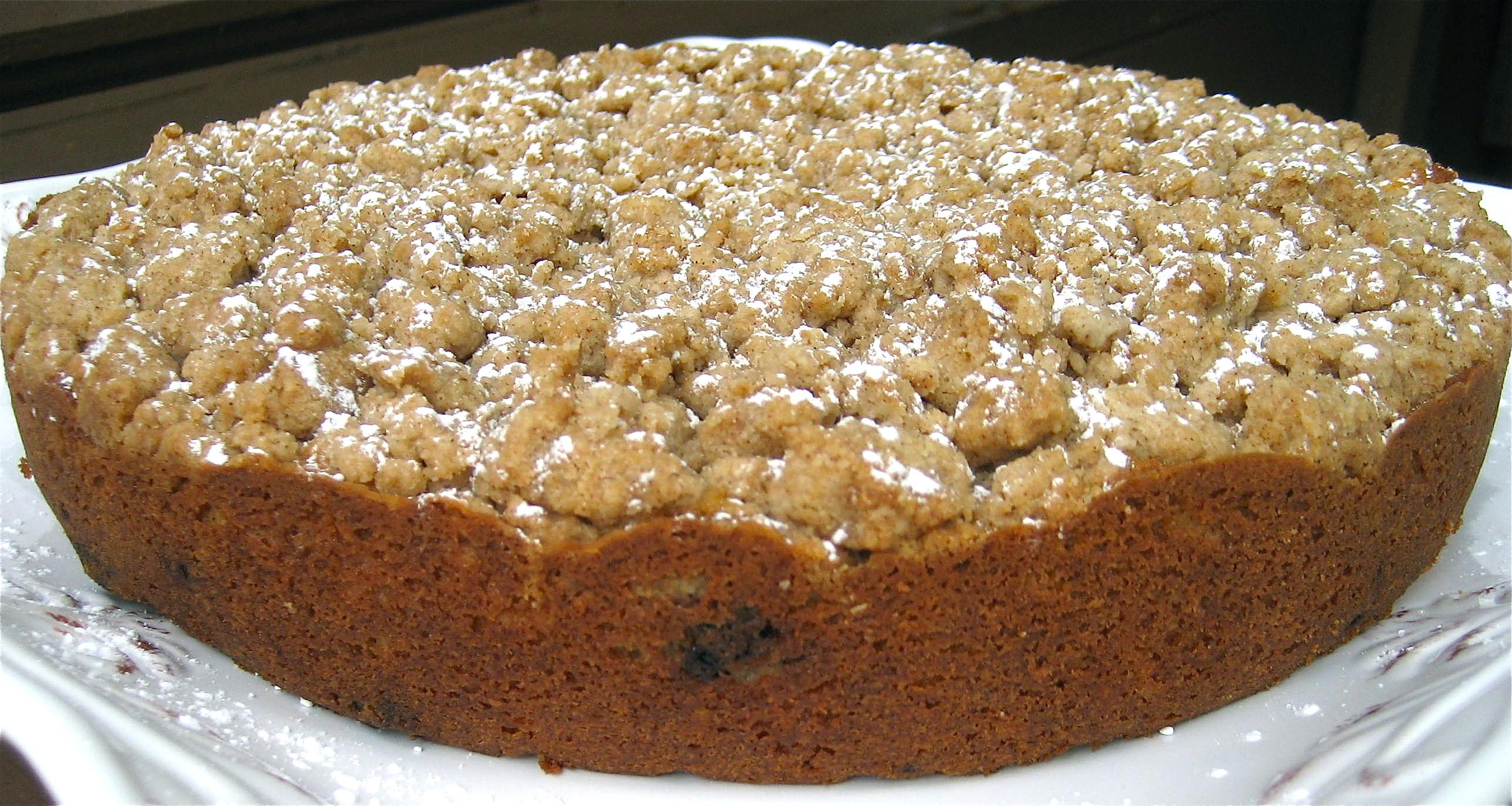 Ina Garten Coffee Crumb Cake