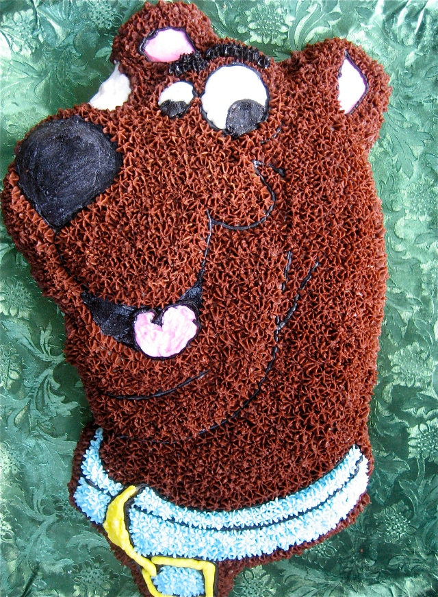 Scooby Doo Cake Mix