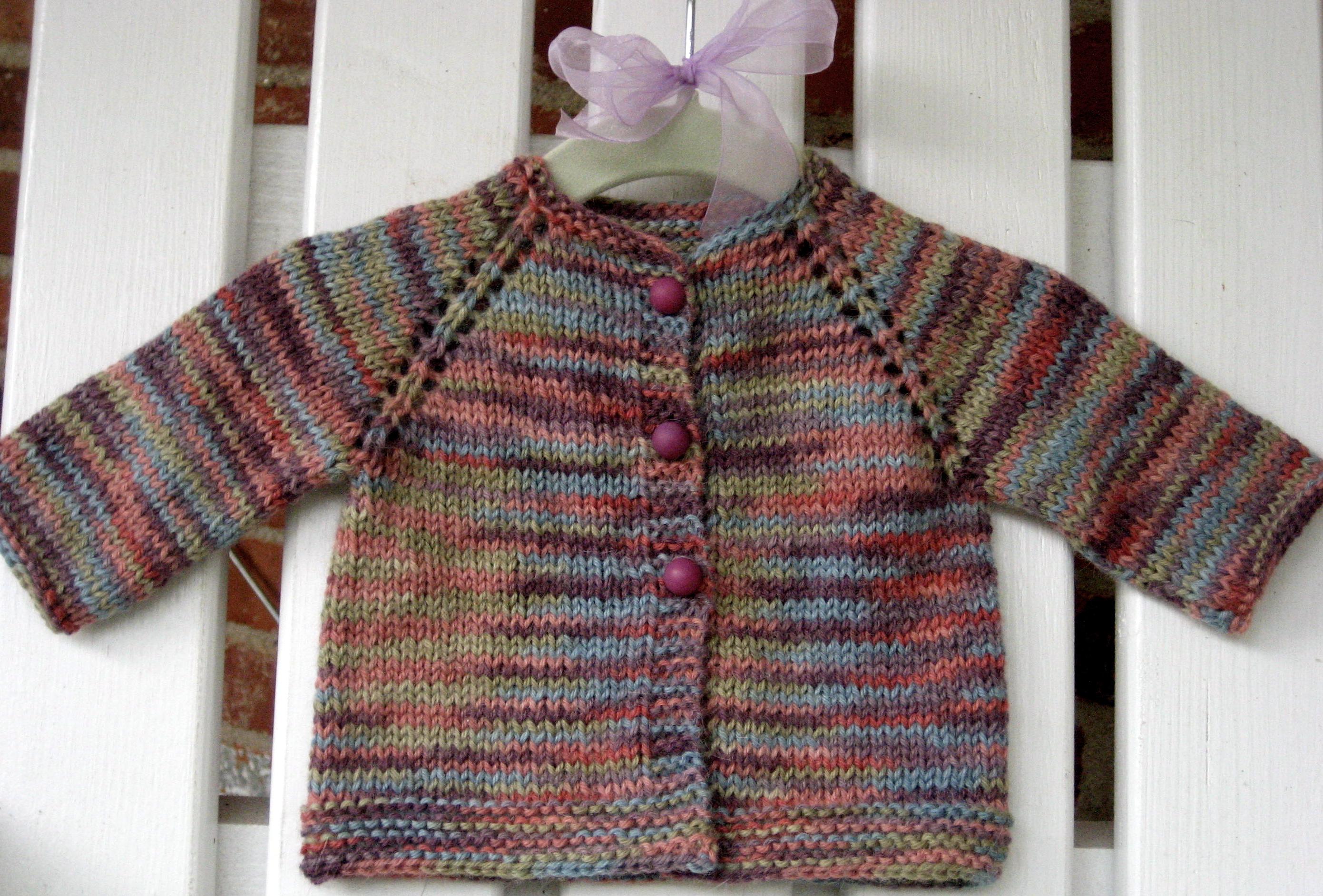 edaf5426ddff Newborn Cardigan for Sweet Baby Norah