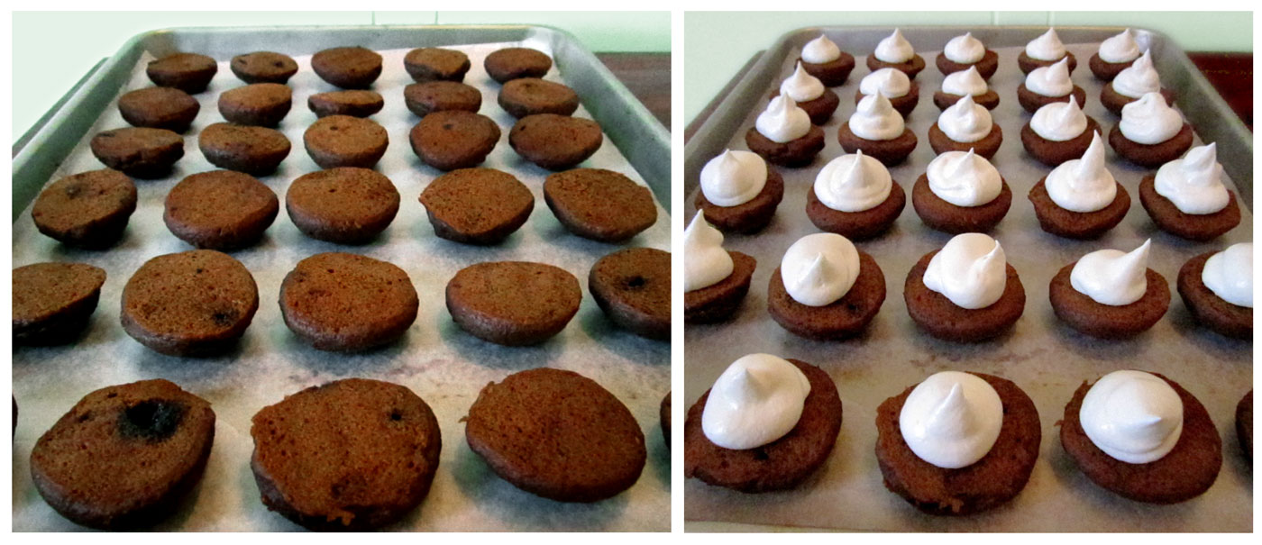 Mini Pumpkin Whoopie Pies | Big A, Little A
