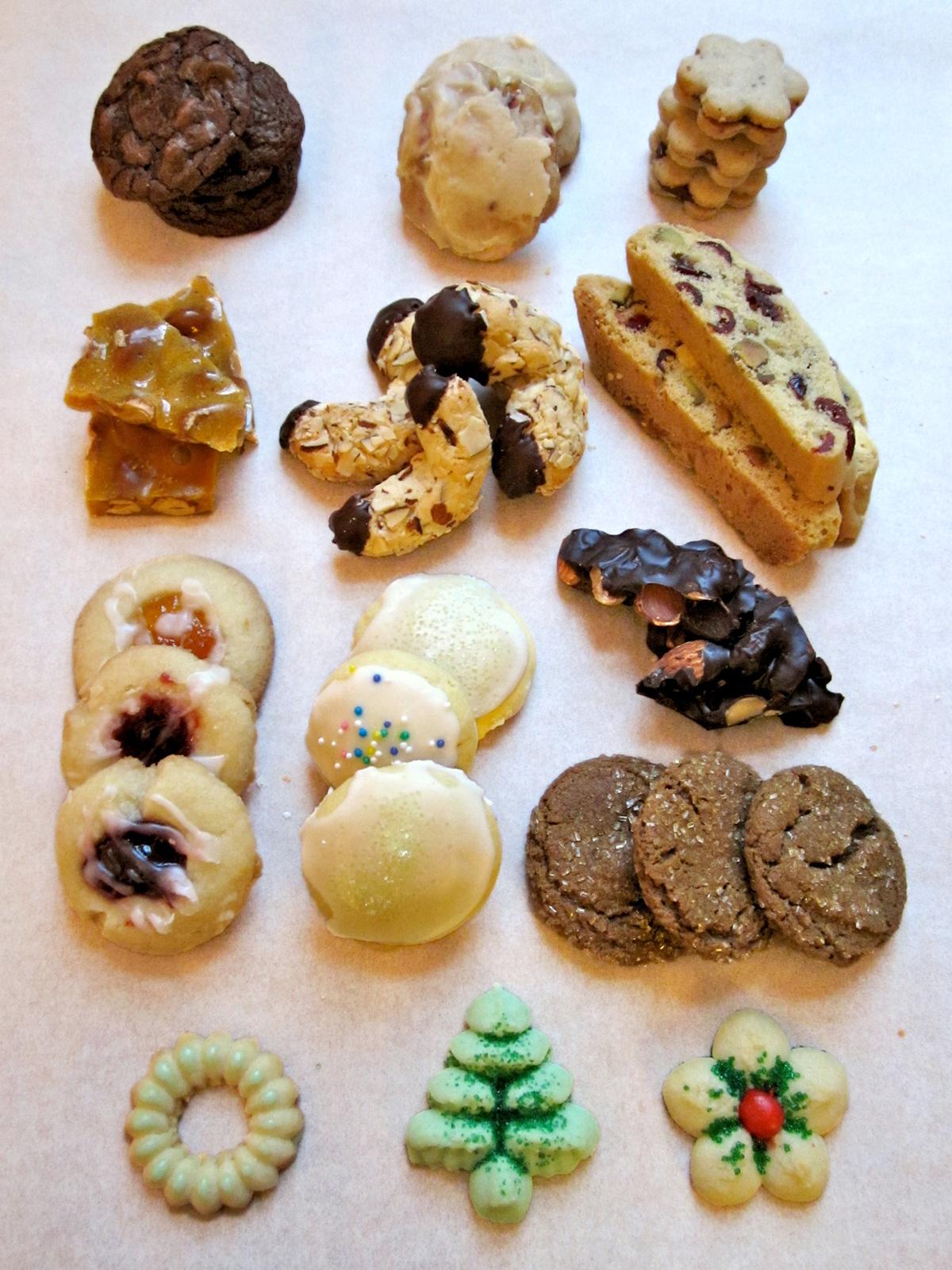 Marathon Cookies Recipe — Dishmaps