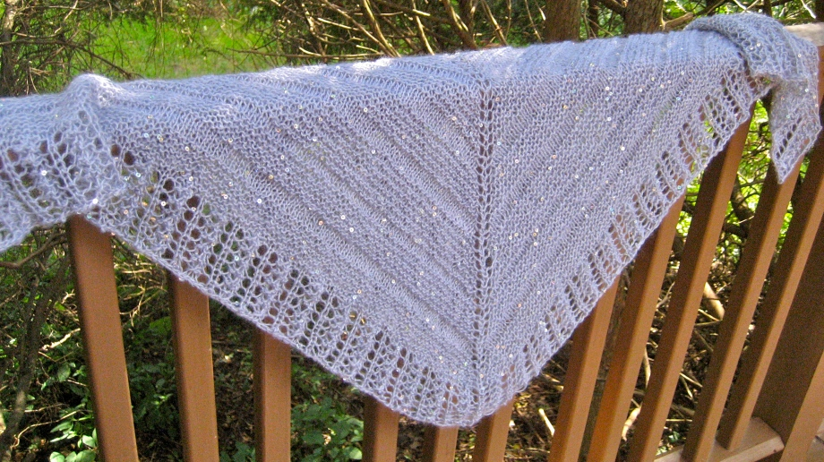 Porch Swing Shawl