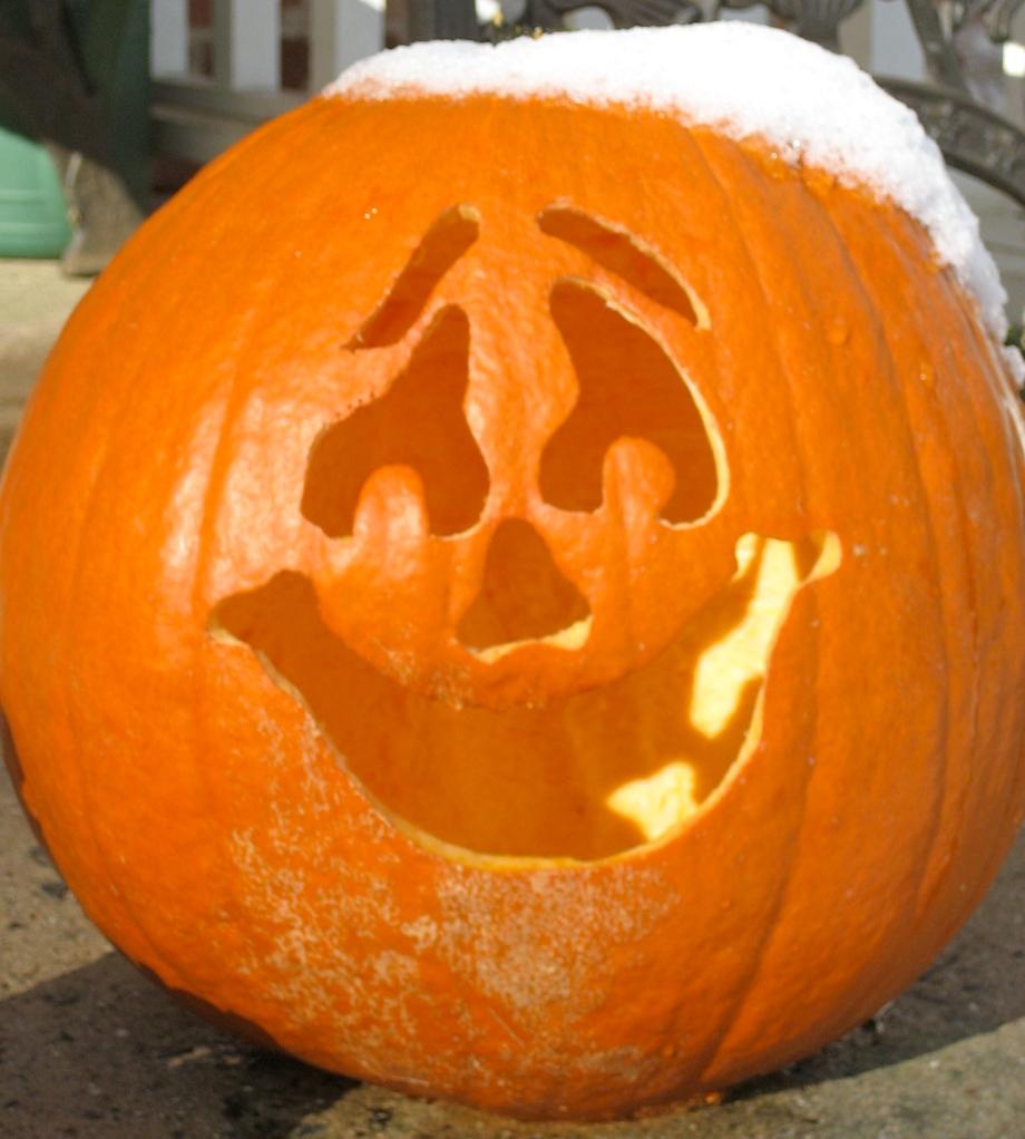 Albert's Halloween