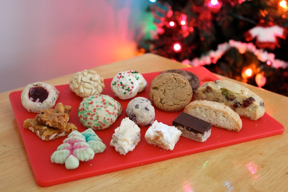 Annual Christmas Cookie Baking Marathon – 2011