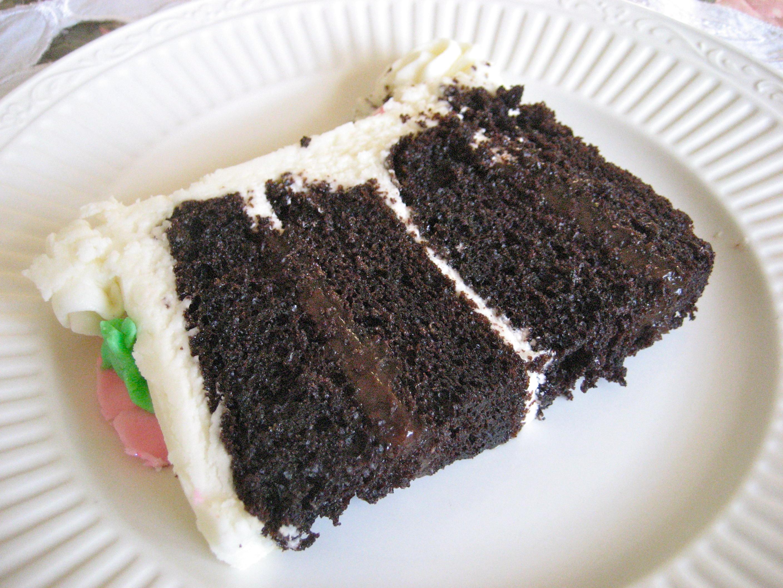 Chocolate Birthday Cake Big A Little A