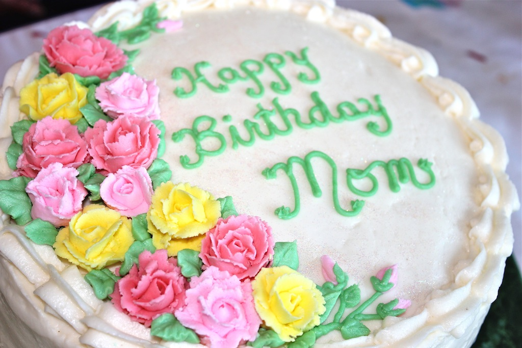 Cake Pictures For Mom : Mom s 86th Birthday Celebration Big A, Little A