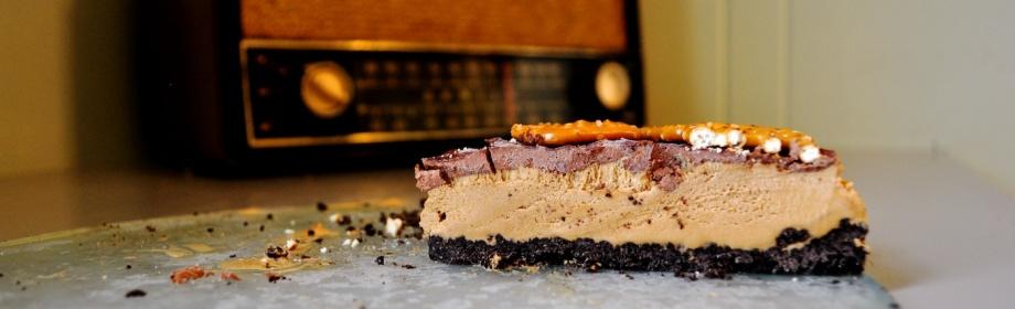 Chocolate Caramel Ice CreamTart