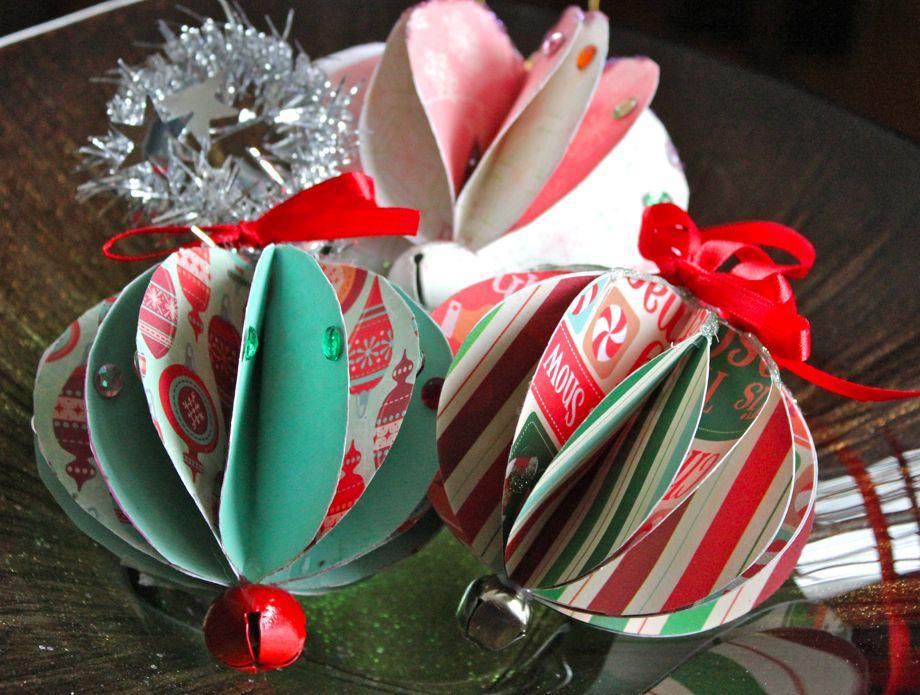 Annual Thanksgiving Craft III: HoneycombOrnaments
