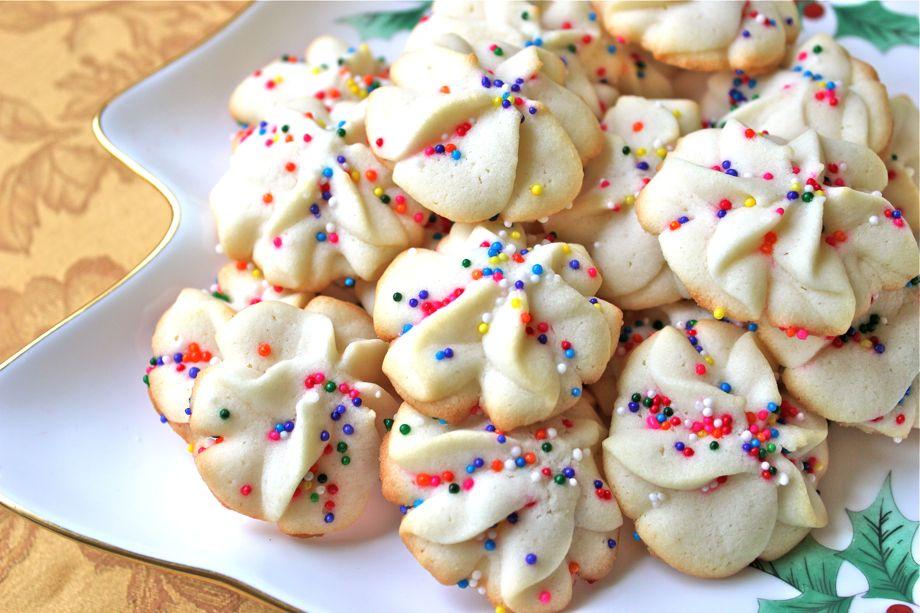 Buttery Bakery SpritzCookies