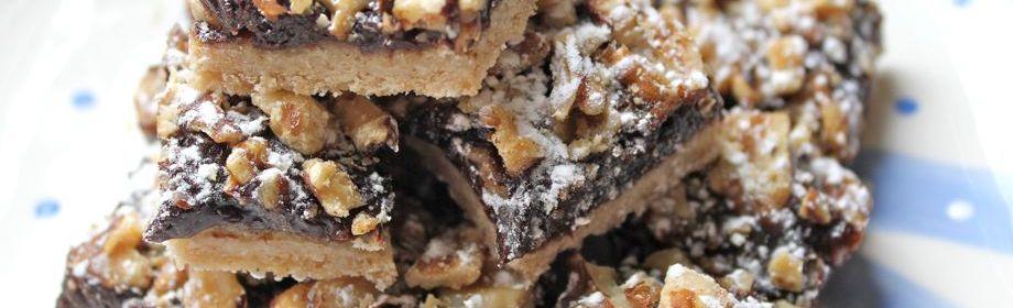 Chocolate Walnut TruffleBars