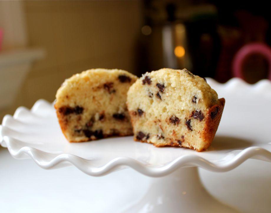 Mini Chip Muffins