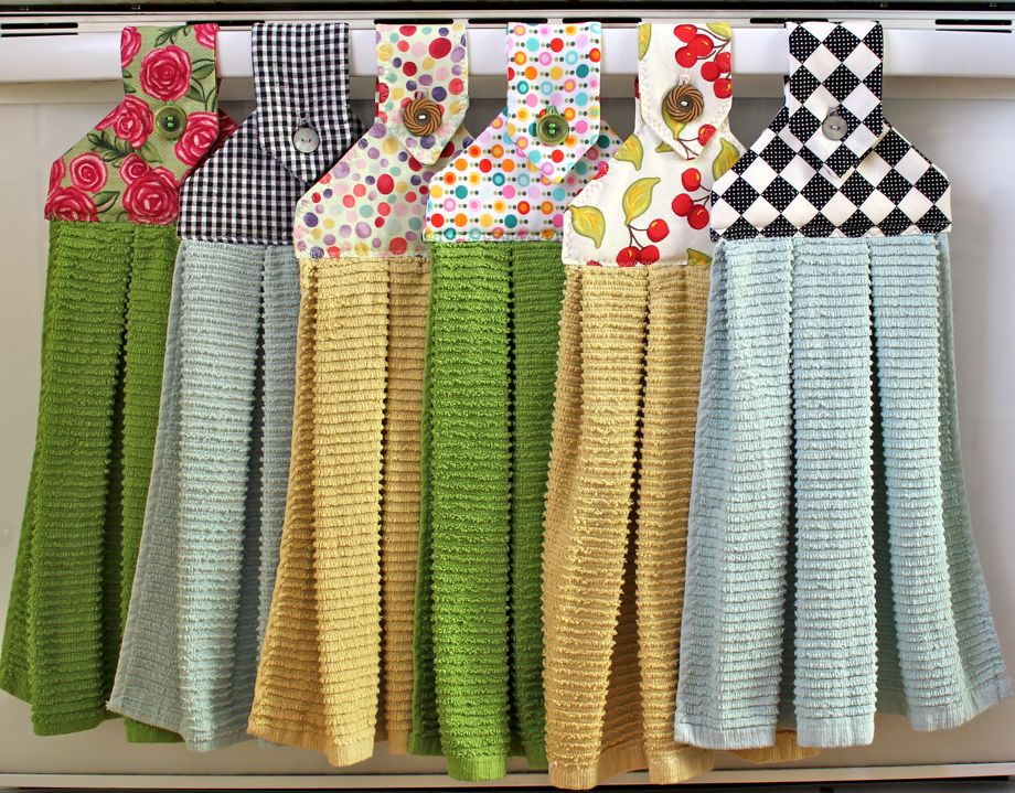 hanging kitchen towels patterns free may instances, however
