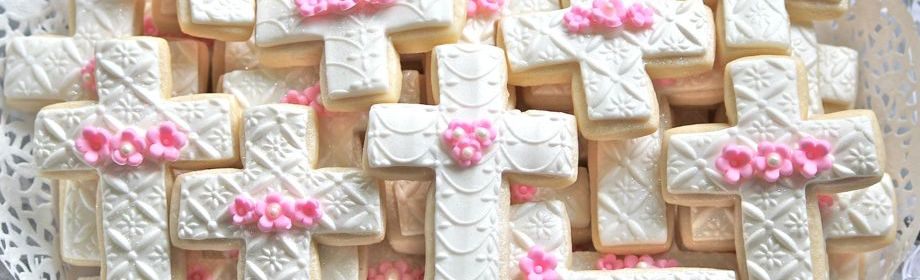 Communion Cookies: For Celia