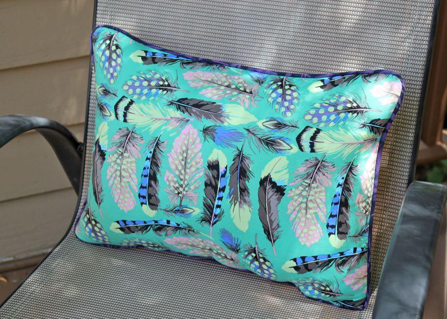 "Pillow-Stitch with ""littlea"""