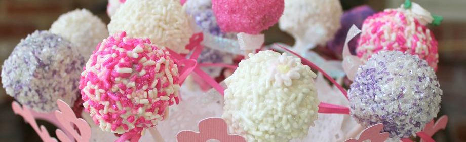 Cake Pops (the VERY easy way)