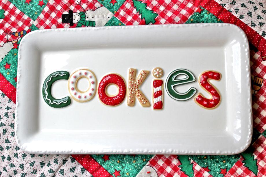 Christmas Cookie Kickoff — Bakery Italian ButterSpritz
